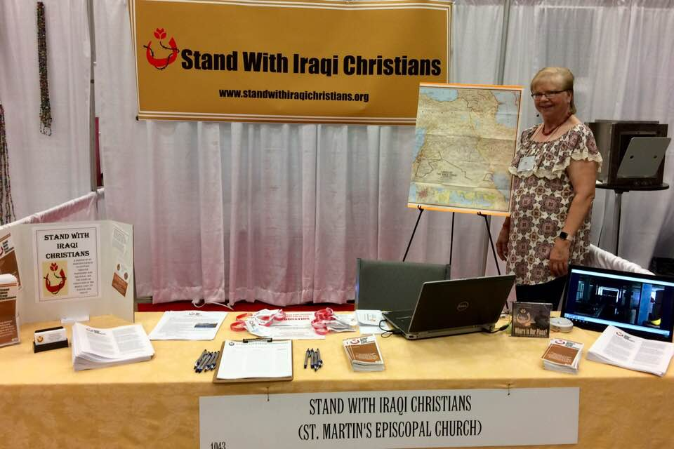 SWIC at the Episcopal General Convention 2018